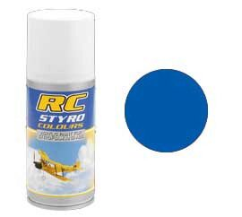 GHIANT 316210 RC Styro 210 French blau  150 ml Spraydose