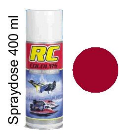 GHIANT 320020 RC 20 rot      RC Colour 400 ml Spraydose