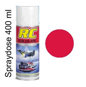 GHIANT 320023 RC 23 ferrarirot RC Colour 400 ml Spraydose