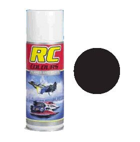 GHIANT 321071 RC 71 schwarz   RC Colour 150 ml Spraydose
