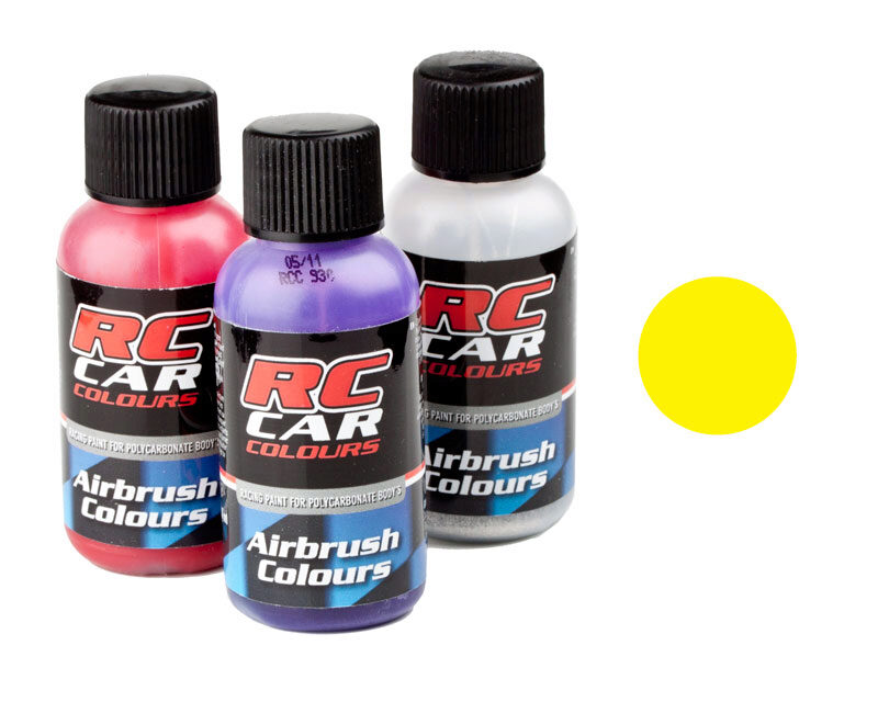 GHIANT 323007 RC Car 1007 fluor gelb  30 ml Airbrush