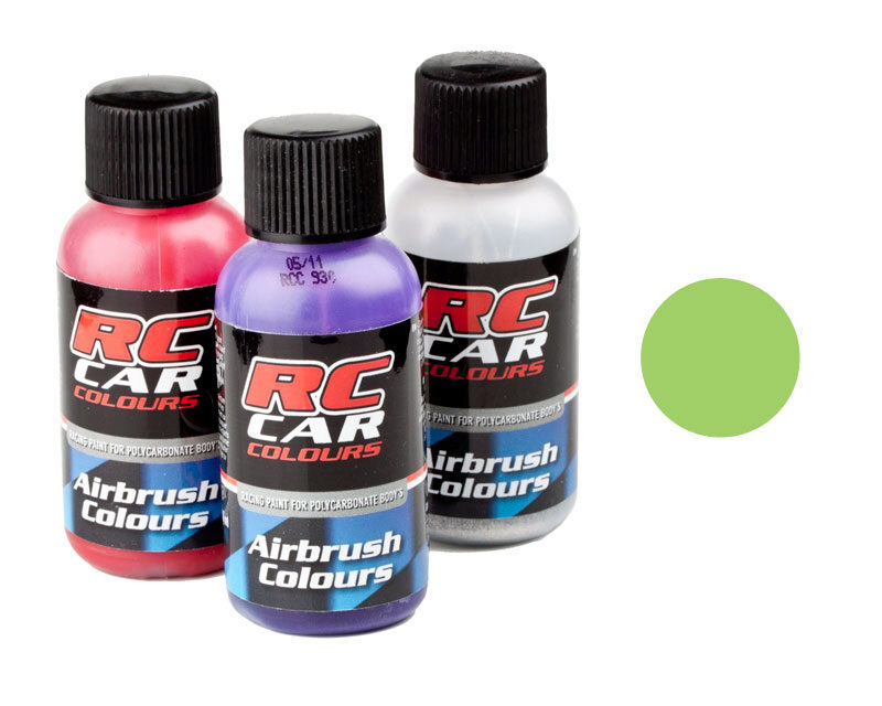 GHIANT 323008 RC Car 1008 fluor grün  30 ml Airbrush