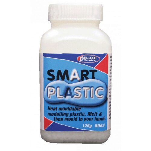 DELUXE MATERIALS 44049 Smart Plastic Modelliermasse  200 ml DELUXE