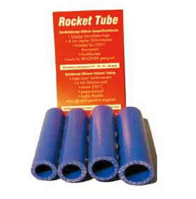 DELUXE MATERIALS 44091 Rocket Tube blue 17 mm Ø 10 cm DELUXE