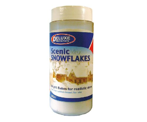 Deluxe materials 44122 Scenic Snowflakes 500 ml DELUXE