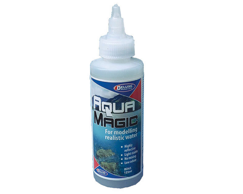 DELUXE MATERIALS 44131 Aqua Magic 125ml   DELUXE