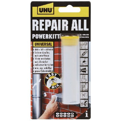 UHU 49040 UHU repair all powerkitt 60g