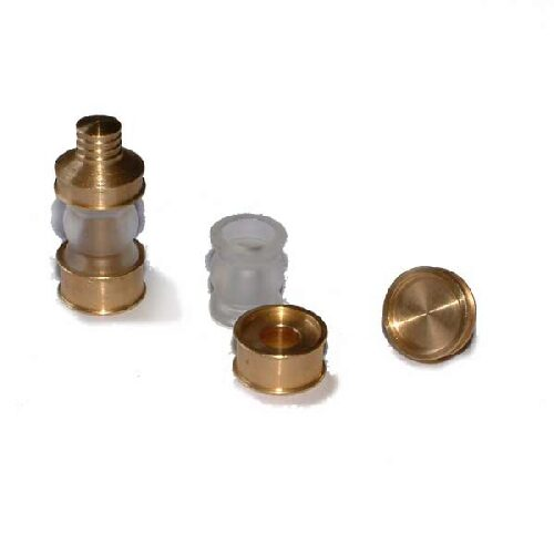 Krick 63003 Positions- o.Topplaterne 12x26mm (2)