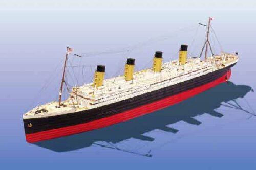 MANTUA 800728 Titanic Oberdecks Kit 4