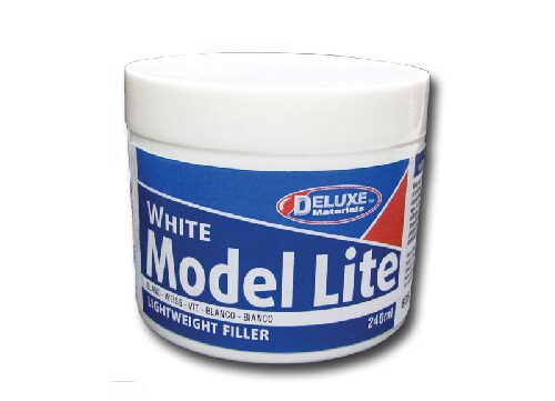 DELUXE MATERIALS 80480 Model Lite weiß 240 ml DELUXE
