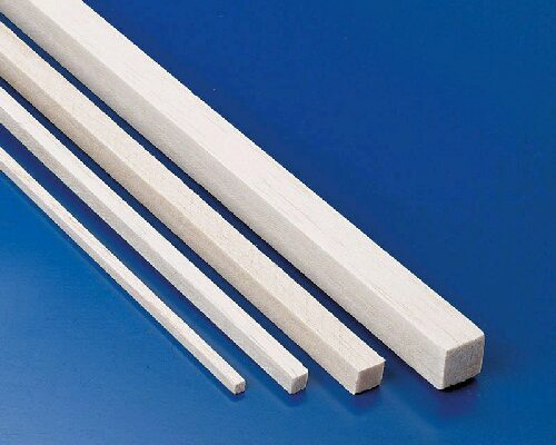 Krick 885810 Balsaleiste      2x4x1000 mm (VE10)