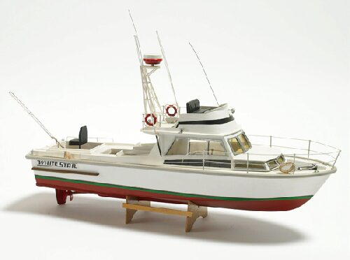 BILLING BOATS BB0570 White Star  RC-Baukasten