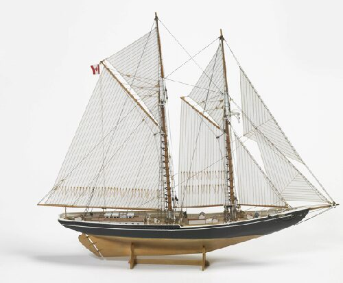 BILLING BOATS BB0600 Bluenose II 1:100  Baukasten