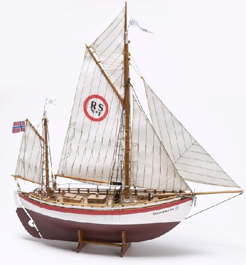 BILLING BOATS BB0606 Colin Archer (Serie 600) 1:40  Baukasten
