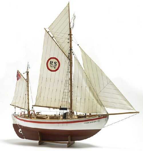 BILLING BOATS BB0728 Colin Archer 1:15  RC-Baukasten