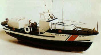 DUMAS BOATS ds1203 U.S. Coast Guard Lifeboat 1:16 Bausatz