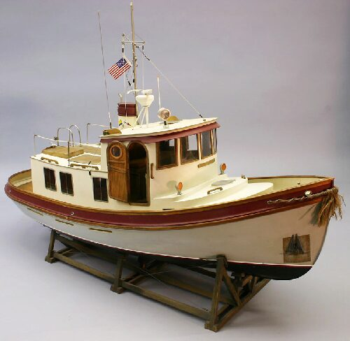 DUMAS BOATS ds1225 Lord Nelson Victory Schlepper RC Bausatz