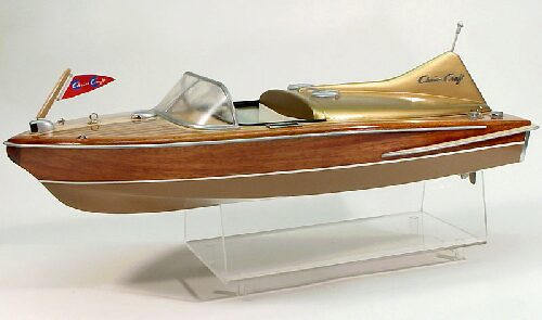 DUMAS BOATS ds1232 Chris-Craft Cobra RC Bausatz