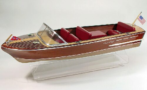 DUMAS BOATS ds1243 Chris-Craft Continental 1956 RC Bausatz