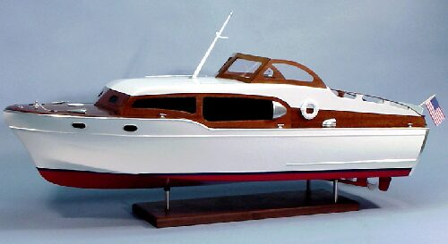 DUMAS BOATS ds1244 Chris-Craft Cruiser 1953 RC Bausatz