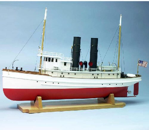 DUMAS BOATS ds1251 The Lackawanna Schlepper RC Bausatz