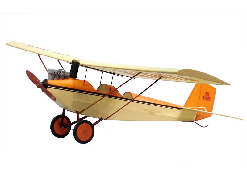 DUMAS AIRCRAFT ds1803 Pieterpol Air Camper EP Lascercut Bausatz