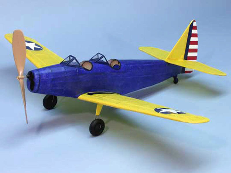 DUMAS AIRCRAFT ds224 Fairchild Pt-19 Balsabausatz