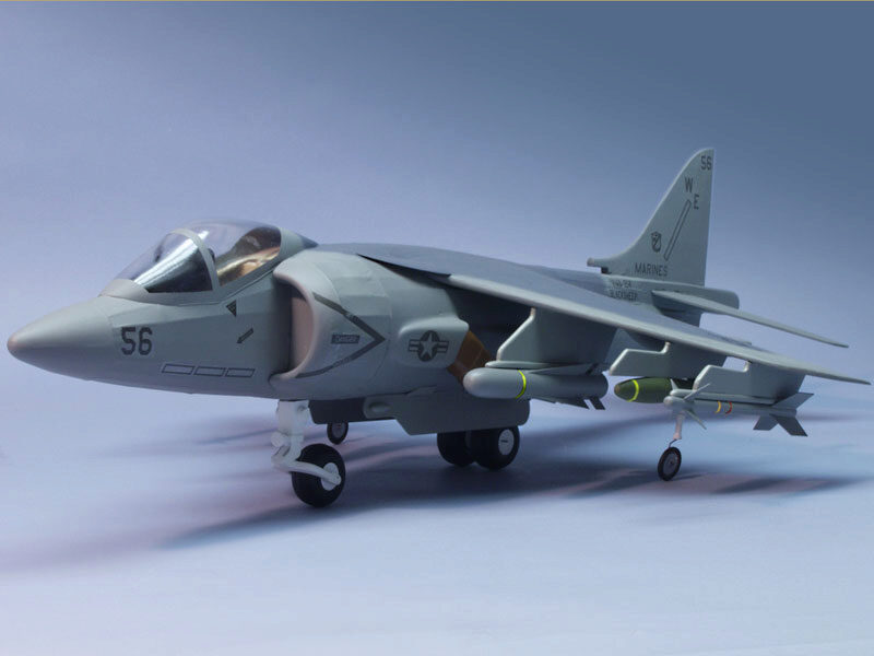 DUMAS AIRCRAFT ds503 AV-8B Harrier Balsabausatz