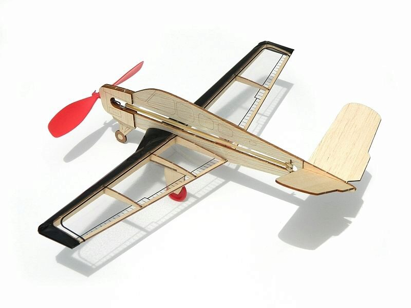 GUILLOW'S gu4506 V-Tail  Guillow's Minimodell