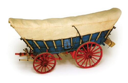 MODEL TRAILWAYS ms6002 Conestoga Wagon  Bausatz 1:12
