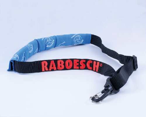 RABOESCH rb109-01 Sendertrageriemen Single Hook