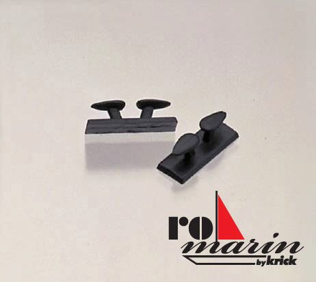 ROMARIN ro1338 Yachtpoller 22X8 mm (VE6)