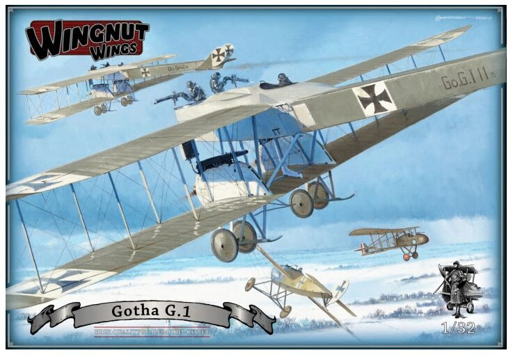 Wingnut Wings 32045 Gotha G.1