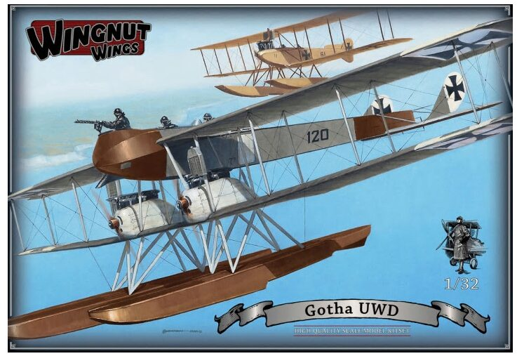 Wingnut Wings 32053 Gotha UWD