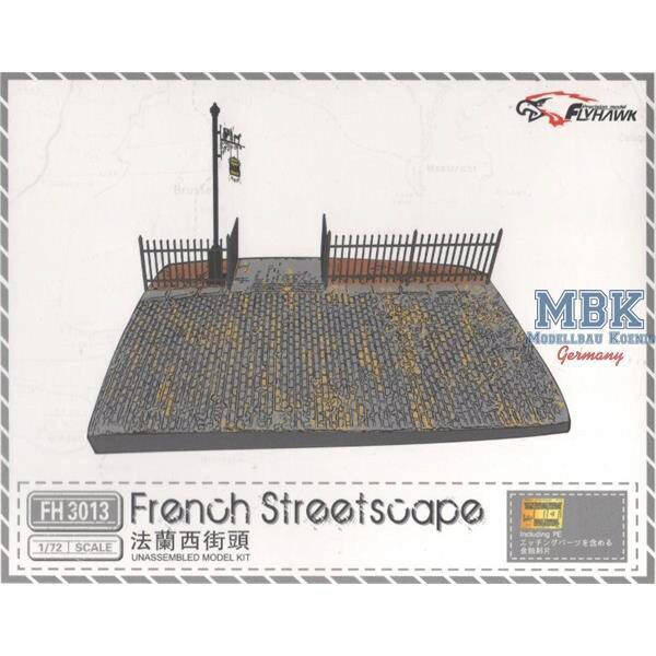 Flyhawk 3013 French Streetscape