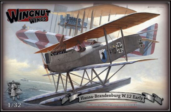 Wingnut Wings 32036 Hansa-Brandenburg W.12 (early)