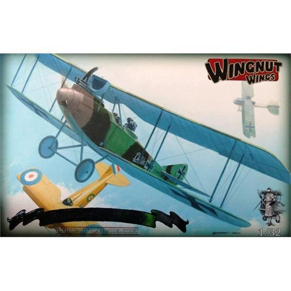 Wingnut Wings 32023 Rumpler C.IV early