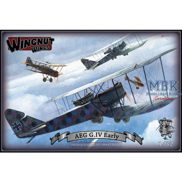 Wingnut Wings 32034 AEG G.IV (Early)