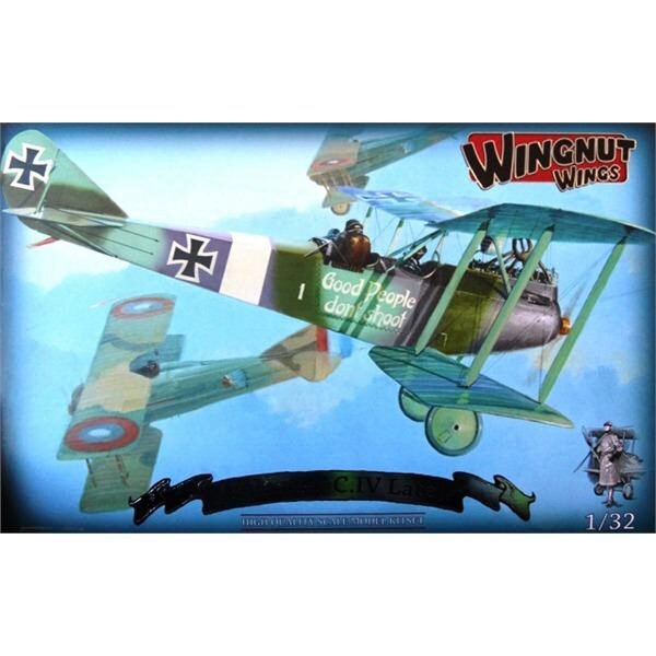 Wingnut Wings 32037 Rumpler C.IV late