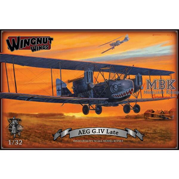 Wingnut Wings 32042 AEG G.IV (late)