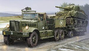 Merit 363502 1/35 US M19 Panzertransportermit Soft-Top