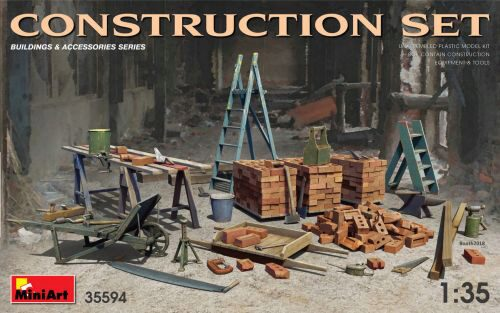 MiniArt 35594 Construction Set