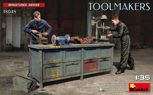 MiniArt 38048 Toolmakers