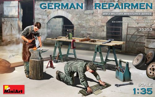 MiniArt 35353 GERMAN REPAIRMEN