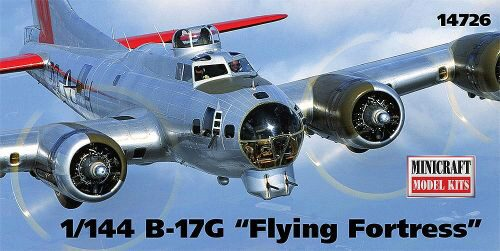 MiniCraft 584726 1/144 B17G Flying Fortress