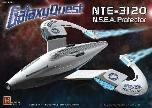 Pegasus 959004 1/1400 Galaxy Quest N.S.E.A. Protector Kit