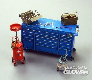 Plus model 497 Garage equipment