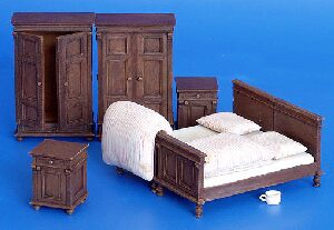 Plus model 161 Furniture - Bedroom