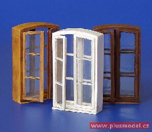 Plus model 185 Windows - Set III