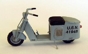 Plus model 4012 US scooter solo